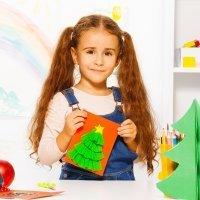 Manualidades de decoración de Navidad para niños
