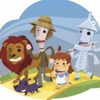 El Mago de Oz. Cuentos para niños