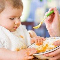 La dieta blanda para niños y bebés