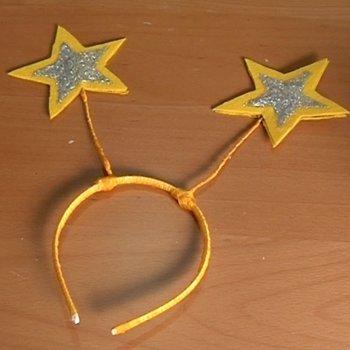 Diadema de estrellas