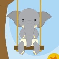 Un elefante se balanceaba. canción infantil