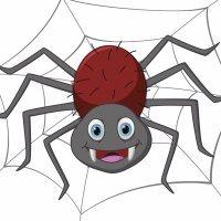La pequeña araña. Canciones infantiles