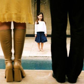 Separarse sin dañar a los hijos
