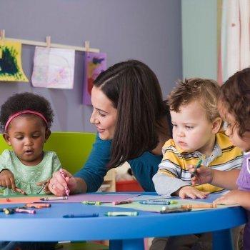 Hábitos y rutinas en la escuela infantil para niños y bebés