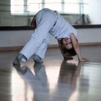La practica de la Capoeira para niños