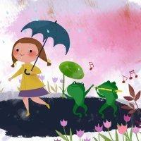 Que llueva. Canciones infantiles