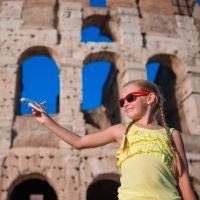 Cómo llegar a Roma y transportes en la ciudad
