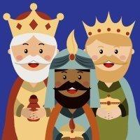 Ya vienen los Reyes. Villancicos para niños