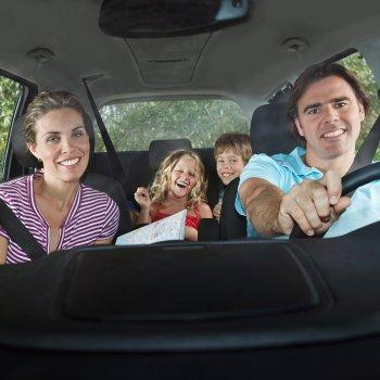 Juegos para viajar con niños en coche
