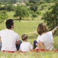 El cuidado del medio ambiente. De padres a hijos