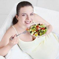 Cuidar la dieta durante el embarazo