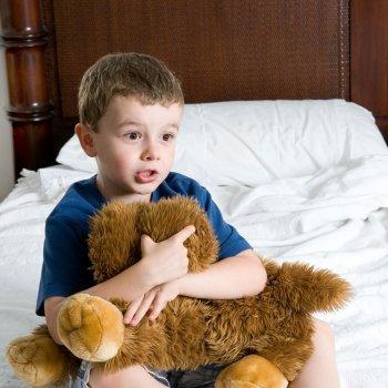 Pesadillas y terrores nocturnos infantiles
