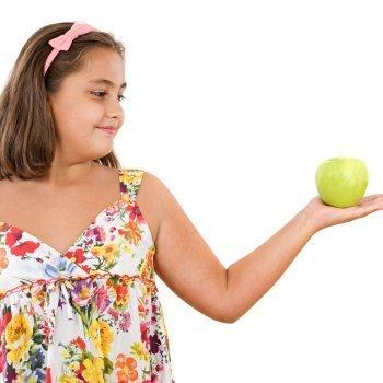 Menú semanal para niños obesos
