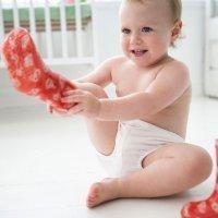 El calzado infantil adecuado según la edad del niño