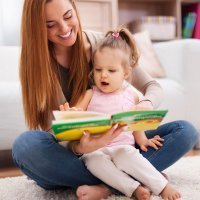 Hábitos de lectura en niños de 0 a 3 años
