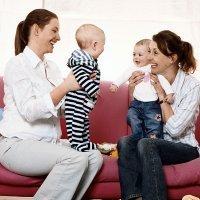 El primer año del bebé y su relación con el entorno