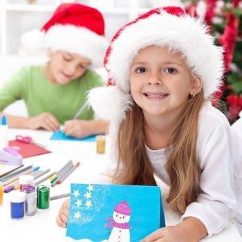 Vídeos de manualidades navideñas