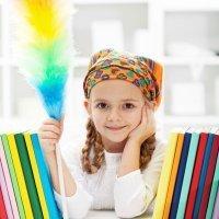 Cómo saber si un niño tiene alergia al polvo