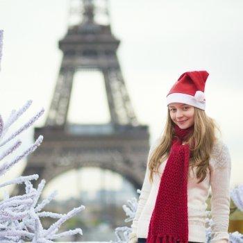 Vacaciones navideñas en París con niños