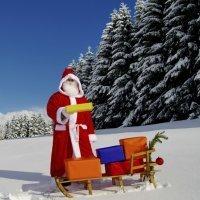 Navidad en Laponia. Vacaciones en familia