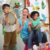 Calendario interactivo de villancicos para niños
