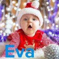 Día de santa Eva, 19 de diciembre. Nombres para bebés de niña