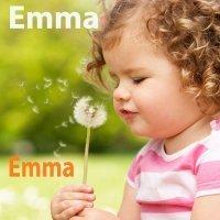 Día de santa Emma, 2 de enero. Nombres para niñas