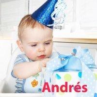 Día del santo Andrés, 30 de noviembre. Nombre para niños