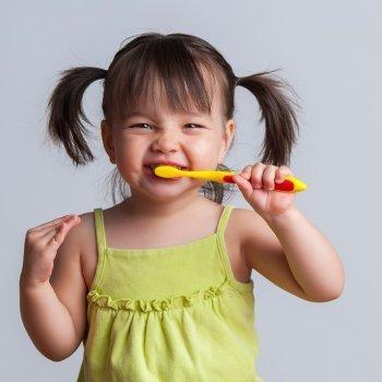 Higiene dental del bebé