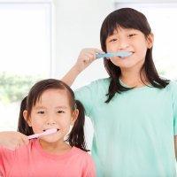 Prevención contra las caries en los niños