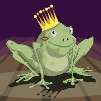 Las ranas pidiendo rey. Fábula infantil de Esopo