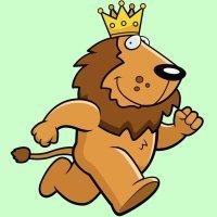 El buen rey león. Fábulas infantiles de Esopo