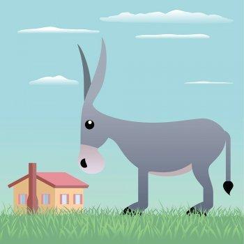 Las mulas y los ladrones