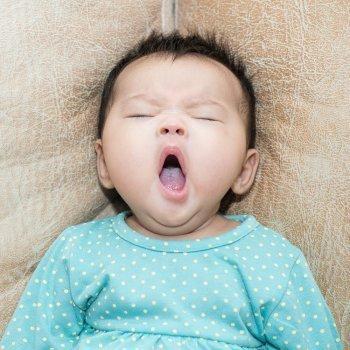 Cuánto debe dormir un niño o bebé