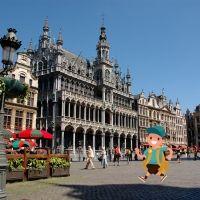 Monumentos para niños en un viaje a Bruselas