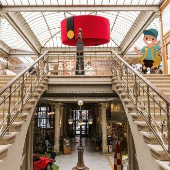 Museos de Bruselas, Belgica