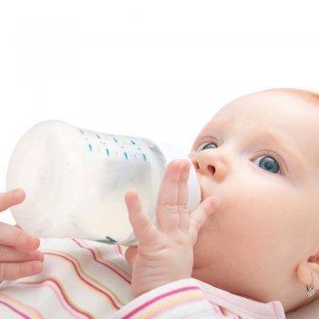 Caries del lactante o el síndrome del biberón
