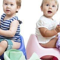 Cuándo y cómo quitar los pañales a los niños