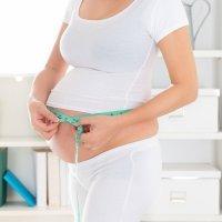 El crecimiento de la barriga durante el embarazo