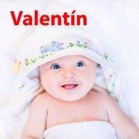 Día del santo Valentín, 14 de febrero. Nombres para niños