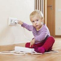 Una casa segura para los niños