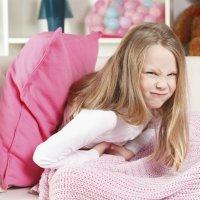 Aerofagia. Enfermedad infantil