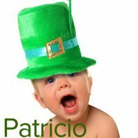 Día del Santo Patricio, 17 de marzo. Nombres para niños