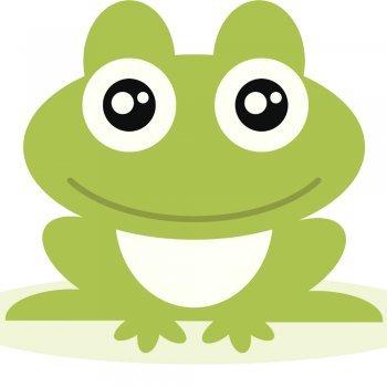 Cuckoo a frog was singing