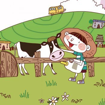 I have a diary cow