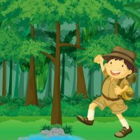Children of the trees. Canción infantil en inglés
