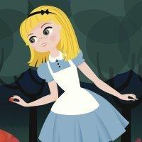 Alice in Wonderland. Cuentos tradicionales en inglés para niños