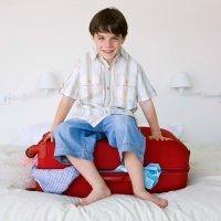 El niño tras la hospitalización