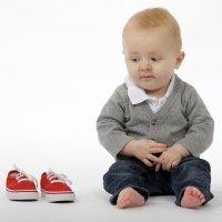 El calzado ideal para bebés y niños por edades