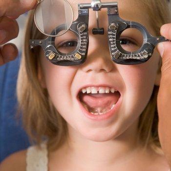 Hipermetropía en niños